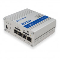 Teltonika RUTX09 - CAT6 300Mbps Dual-SIM LTE Router w/ Gigabit Port & Carrier Aggregation Support